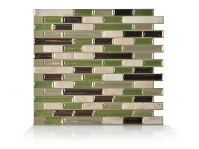Peel And Stick Mosaic Decorative Wall Tile Backsplash Designs New Selfadhesive Backsplash Model From Smart