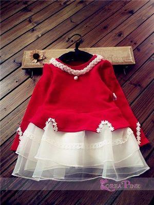 Setelan Anak Gaun Anak Baju Pesta Kaos Anak Rok Tutu