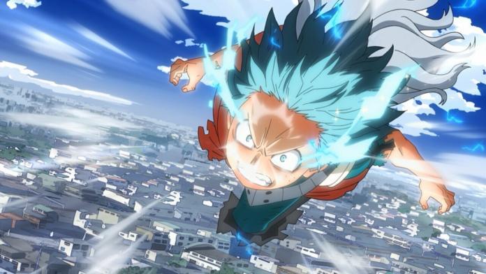 My Hero Academia Deku 100 vs Overhaul Manga Thrill in