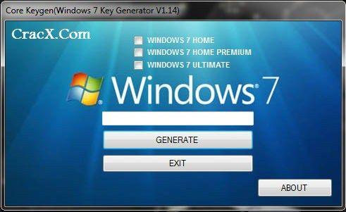 window 7 keygen torrent
