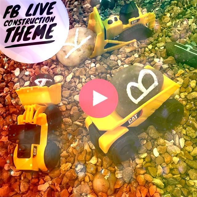 FB live was all about a construction theme I shared tons of fun con Tonights FB live was all about a construction theme I shared tons of fun con  Tonights FB live was all...