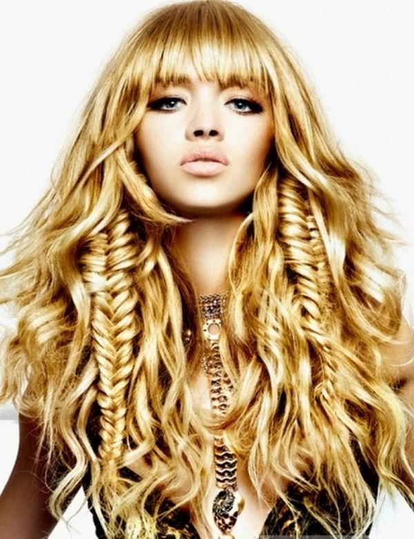 Wild Hairstyle Long Hair Styles Hair Styles Prom Hairstyles For Long Hair