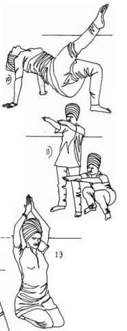 kriya for conquering sleep