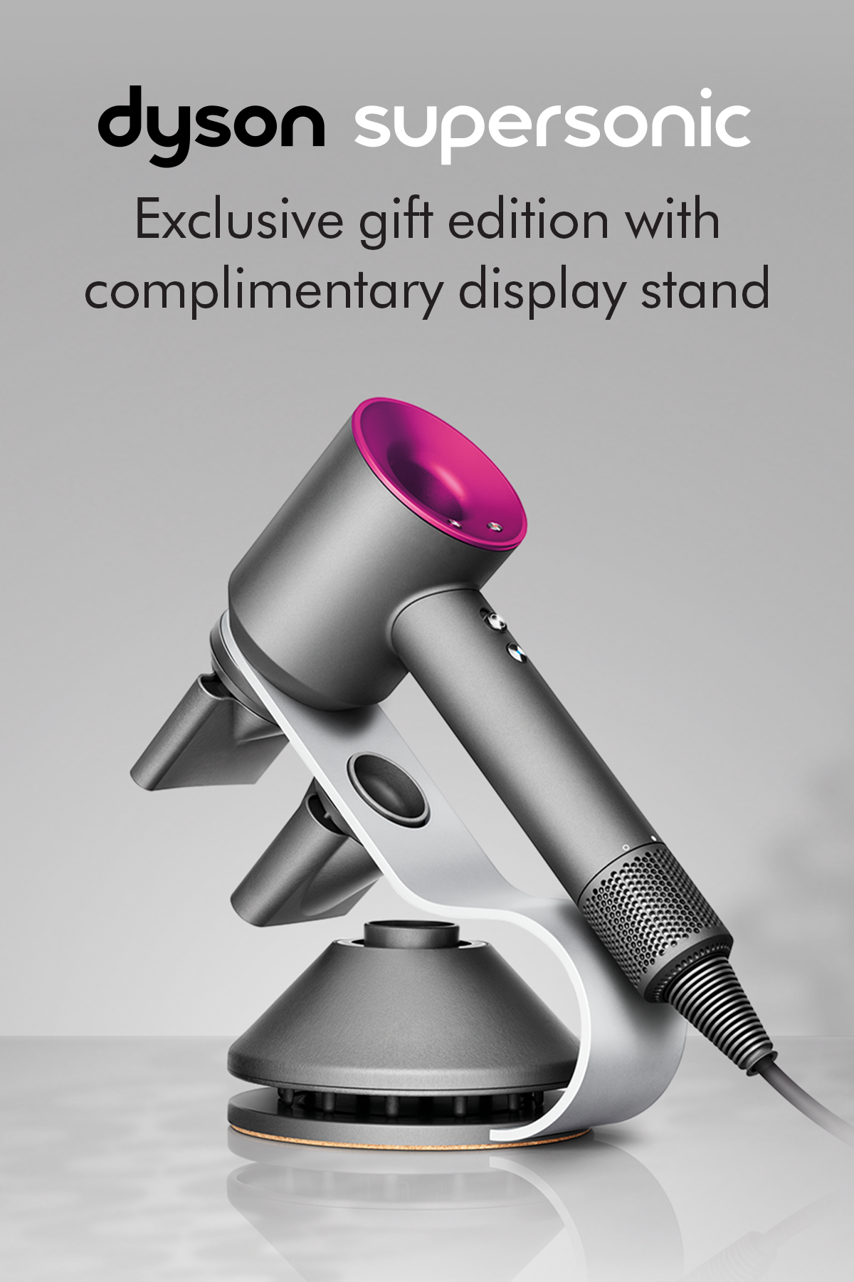 Dyson Supersonic Hair Dryer Gift Edition Hair Dryer Hair And Makeup Tips Electric Hair Dryer