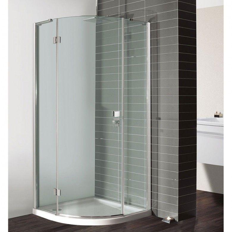 Simpsons Design Single Door Hinged Quadrant Shower Enclosure ...