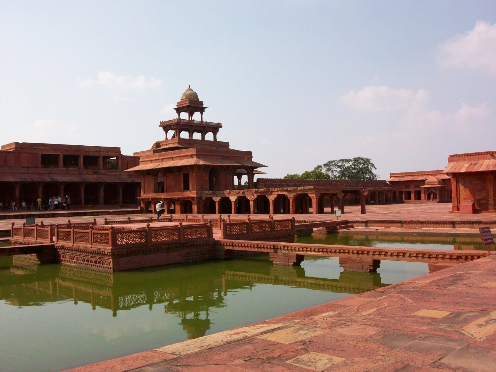 Resultado de imagen de Fatehpur Sikri palace architecture