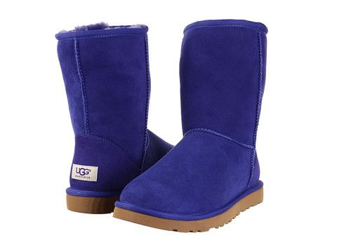 6f33b84d03c UGG Classic Short Want this color! (Blueberry) & also Pineneedle ...