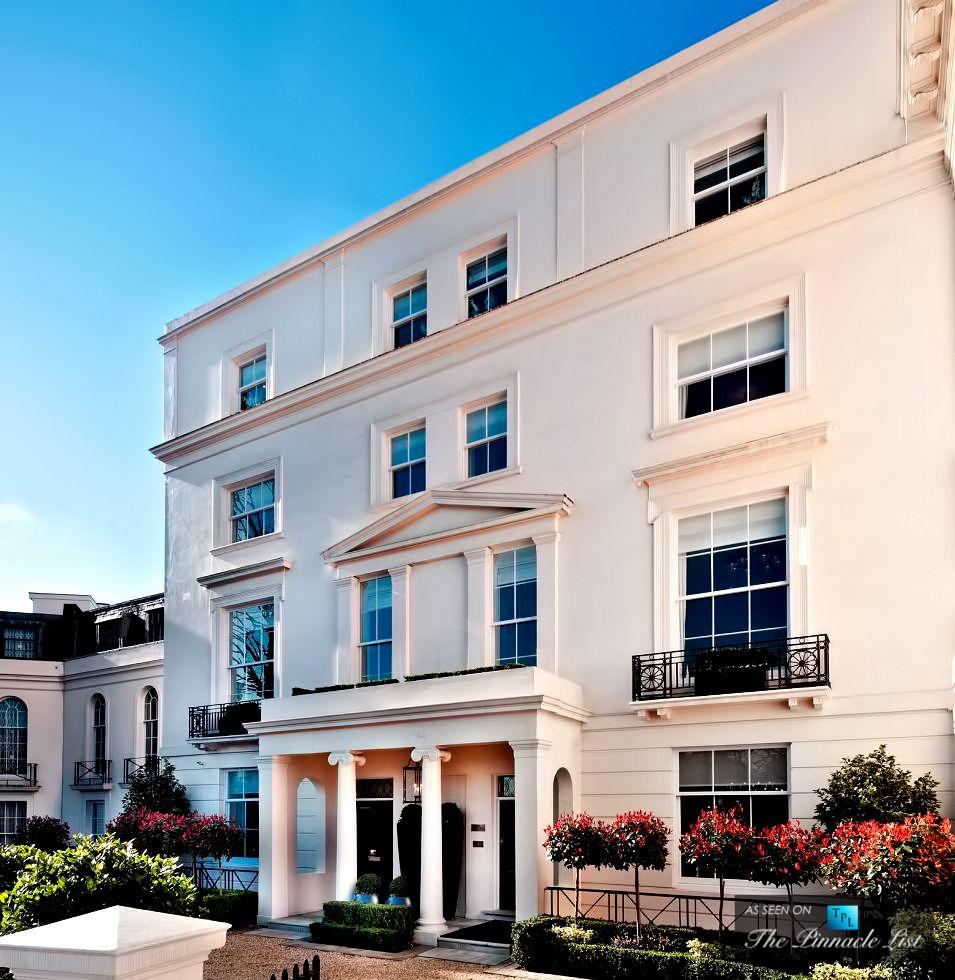 78 Million Lethbridge House 20 Cornwall Terrace Regents Park London England Uk Terrace House Mansions Regents Park
