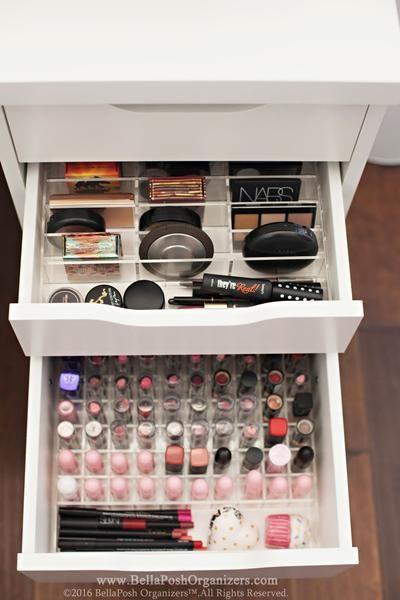 Alexandra Compact Organizer Fits Ikea Alex Drawers Makeup Drawer Organization Compact Organizer Ikea Alex