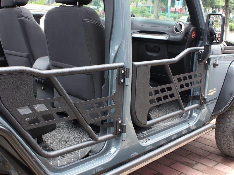 Jeep Wrangler JK Tube doors Jeep wrangler jk, Wrangler
