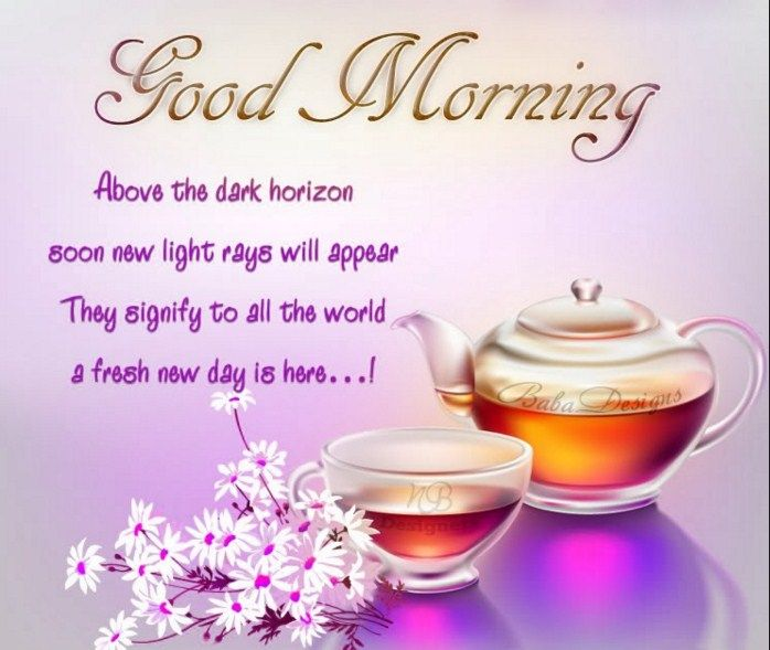 Good Morning Have A Wonderful Friday Wishes Images