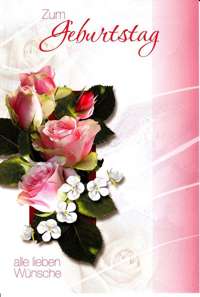 Geburtstagsbilder Blumen Geburtstag Bilder Blumen