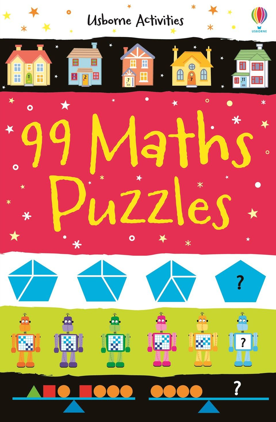 """Find out more about """"99 maths puzzles"""", write a review or buy online ..."""