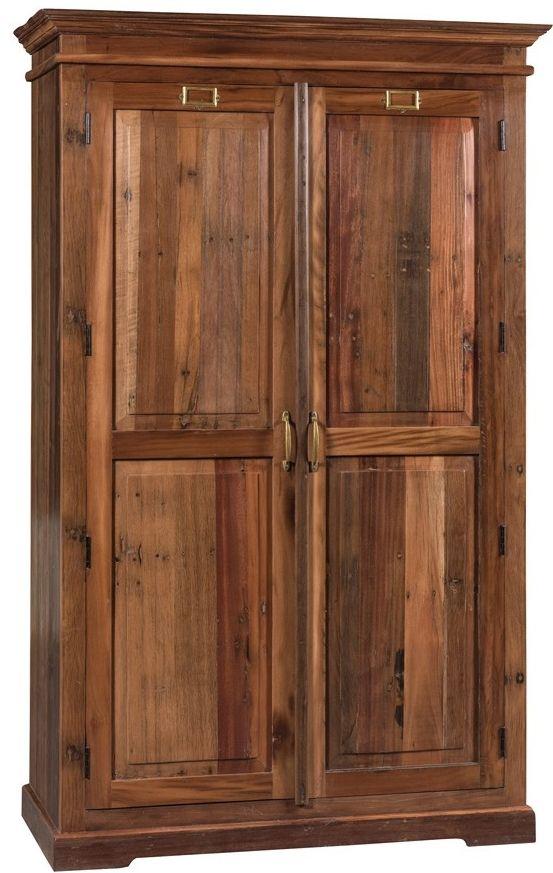 Armadi e Stipi Armadio 2 ante legno massello vintage