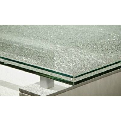 Stunning Cracked Glass Dining Tables Brought To You By Home Glass  Specialists Ltd! Www.homeglassspecialists.co.uk