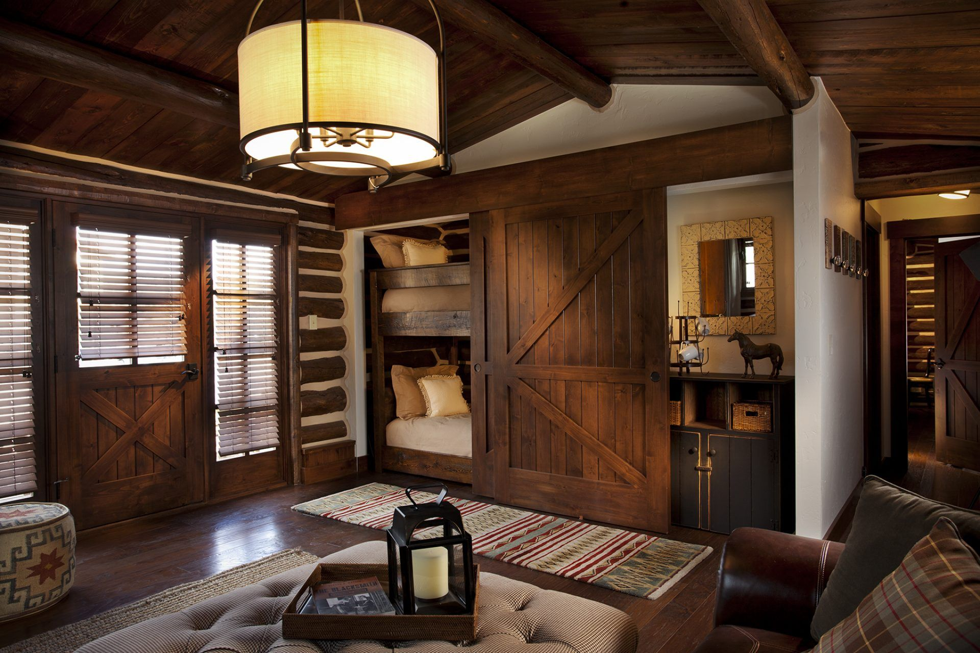 What About A Guest Bed Tucked Away In A Room
