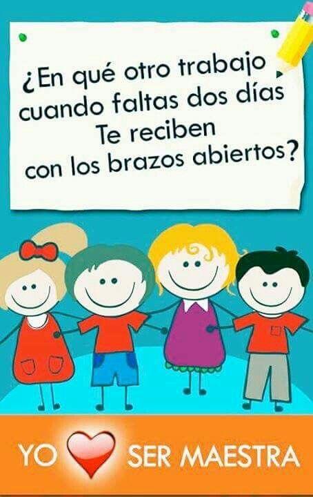 Yo Amo Ser Maestra Yo Amo Ser Maestra Frases Para