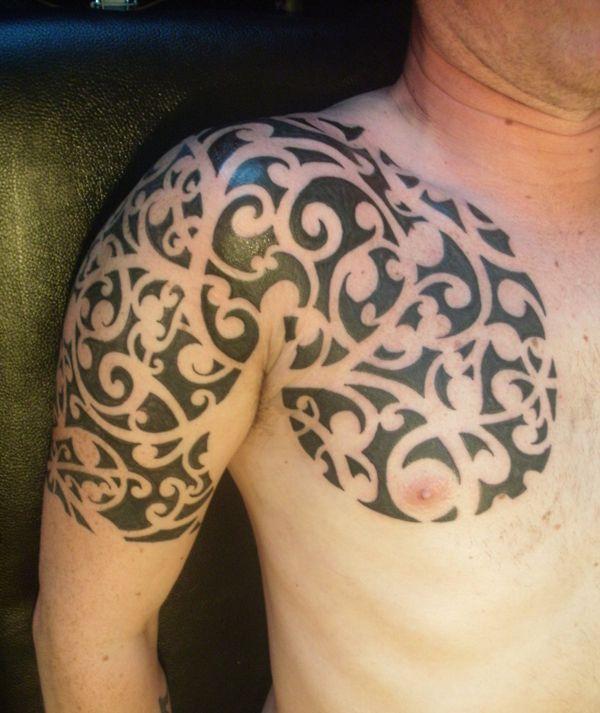 35 Awesome Maori Tattoo Designs