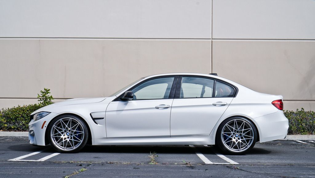 Video Of Mineral White Lowered By Eas Bmw Bmw M3 Bmw Car
