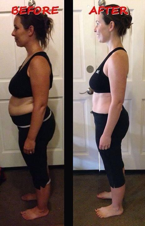 2 meals a day diet results