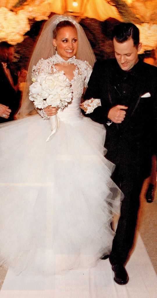 More Nicole Richie Wedding Photos!