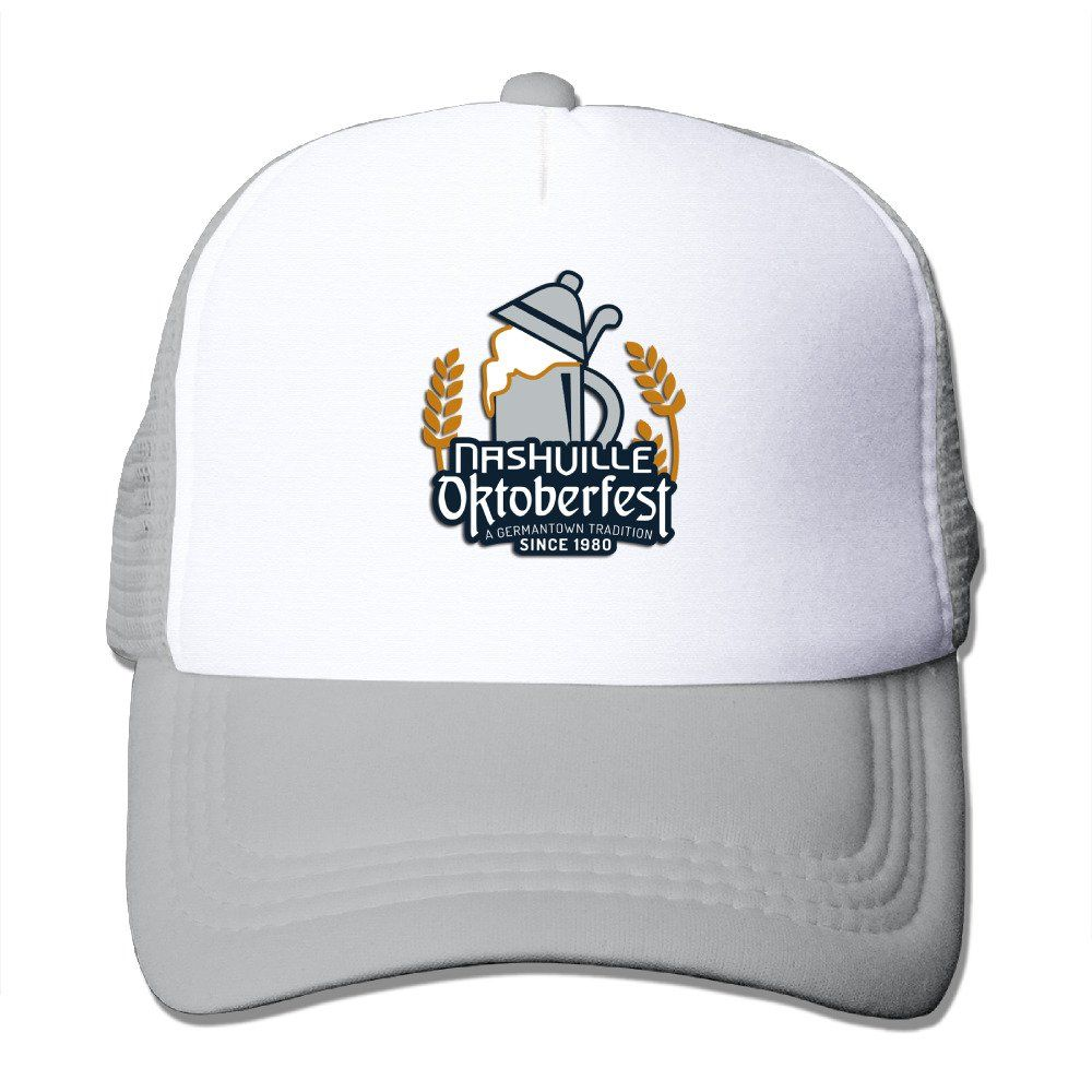 Noc Nashville Oktoberfest Ash Casual Man Grid Cap -- Awesome products  selected by Anna Churchill a5986cf5e1fb