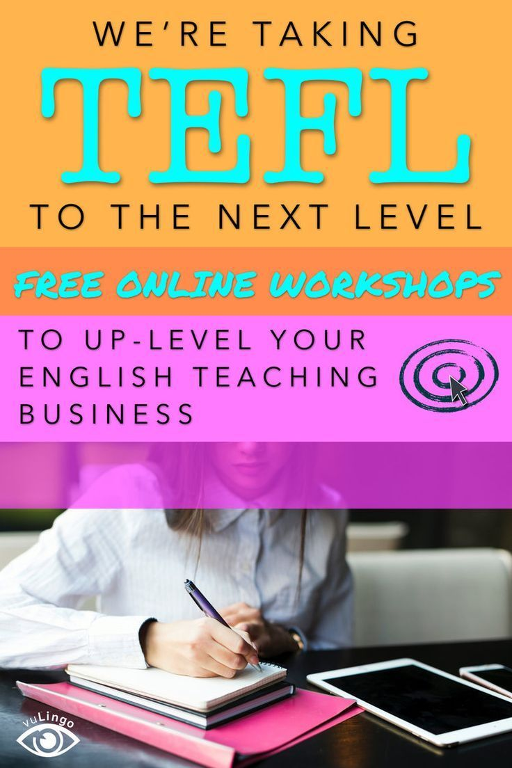 We're taking TEFL to the next level (With images