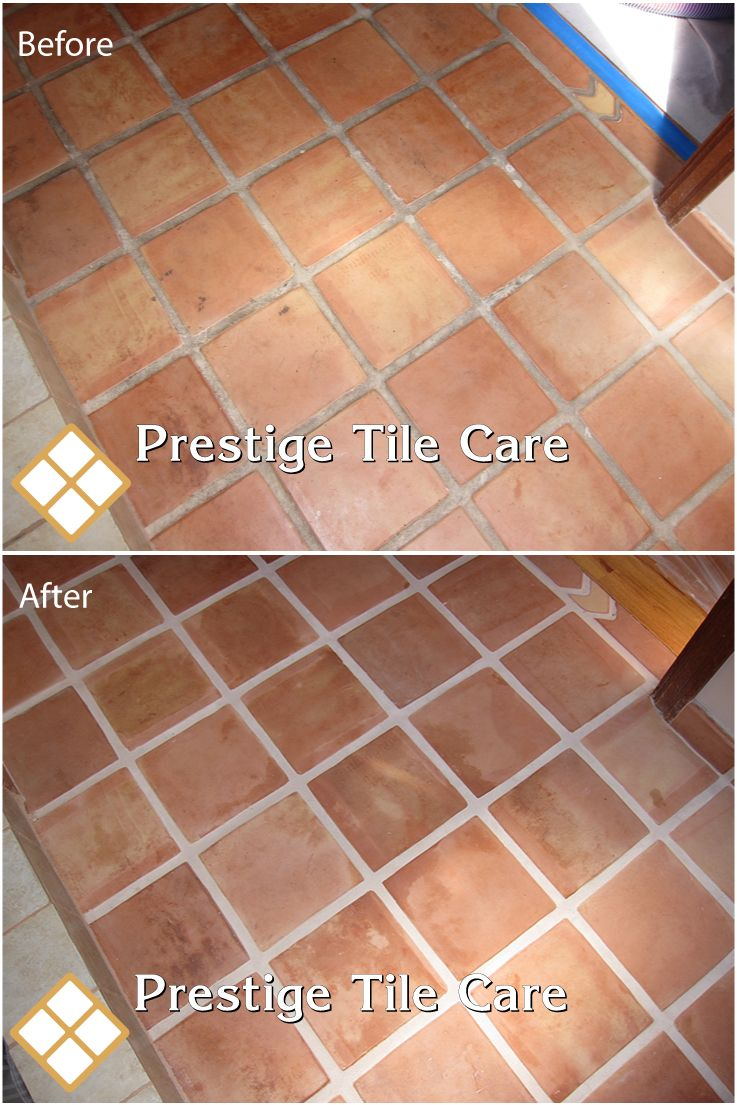 Cleaning Saltillo Tile Floor Care Grout Cleaner Clean
