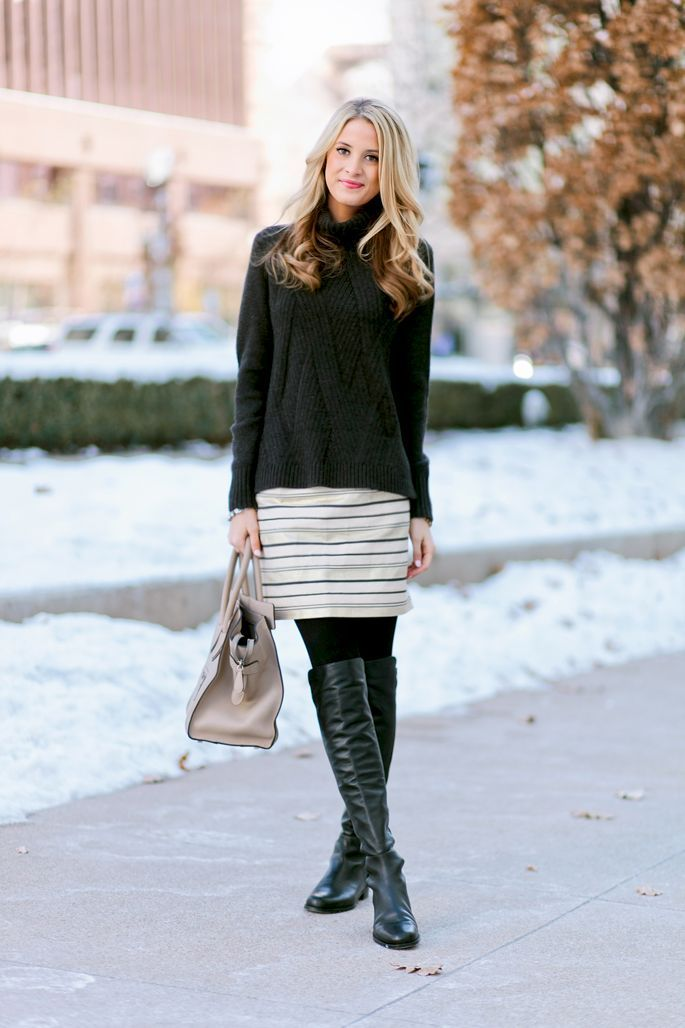 1f4191022a6a New Winter Outfit Ideas for Office   Clothing   Winter outfits ...