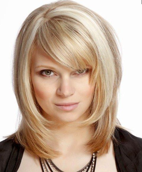 haircuts for square faces and hair 50 best hairstyles for square faces rounding the angles 6074