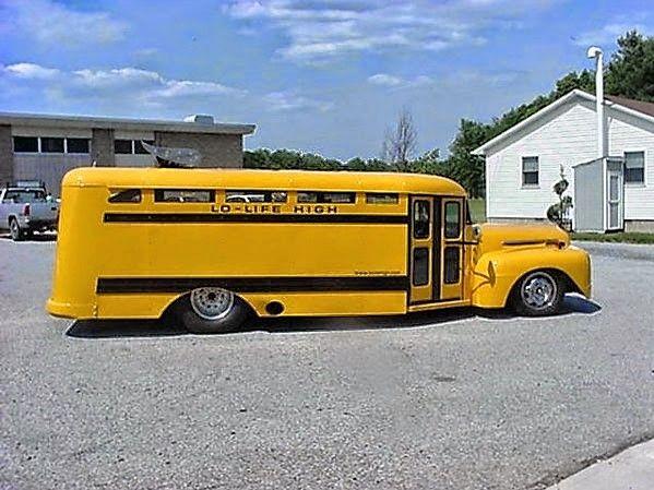 Tien extravagante bussen