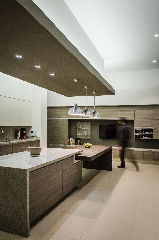 Galer a de casa agr adi arquitectura y dise o interior 13 en 2019 cocinas dise o de - Arquitectura y diseno ...