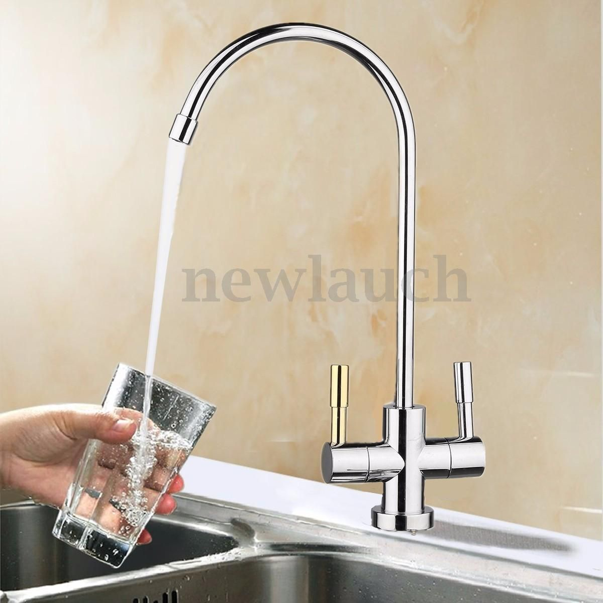 Stainless Steel 304 Lead Free Drinking Ro Water Filter Tap Sink
