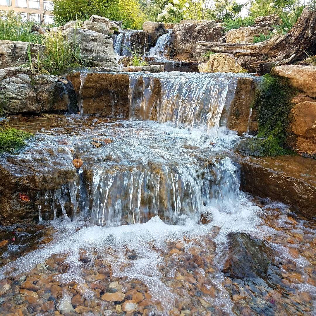 Nye Bash At The Waterfall