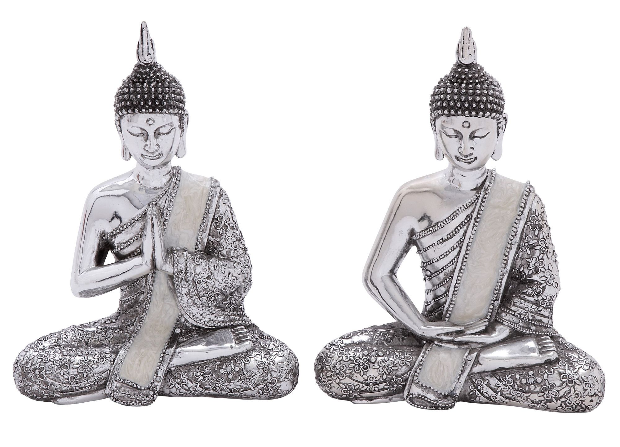 Snippets Of Data About 2 Pieces Budhha Figurine To Keep In Your Place