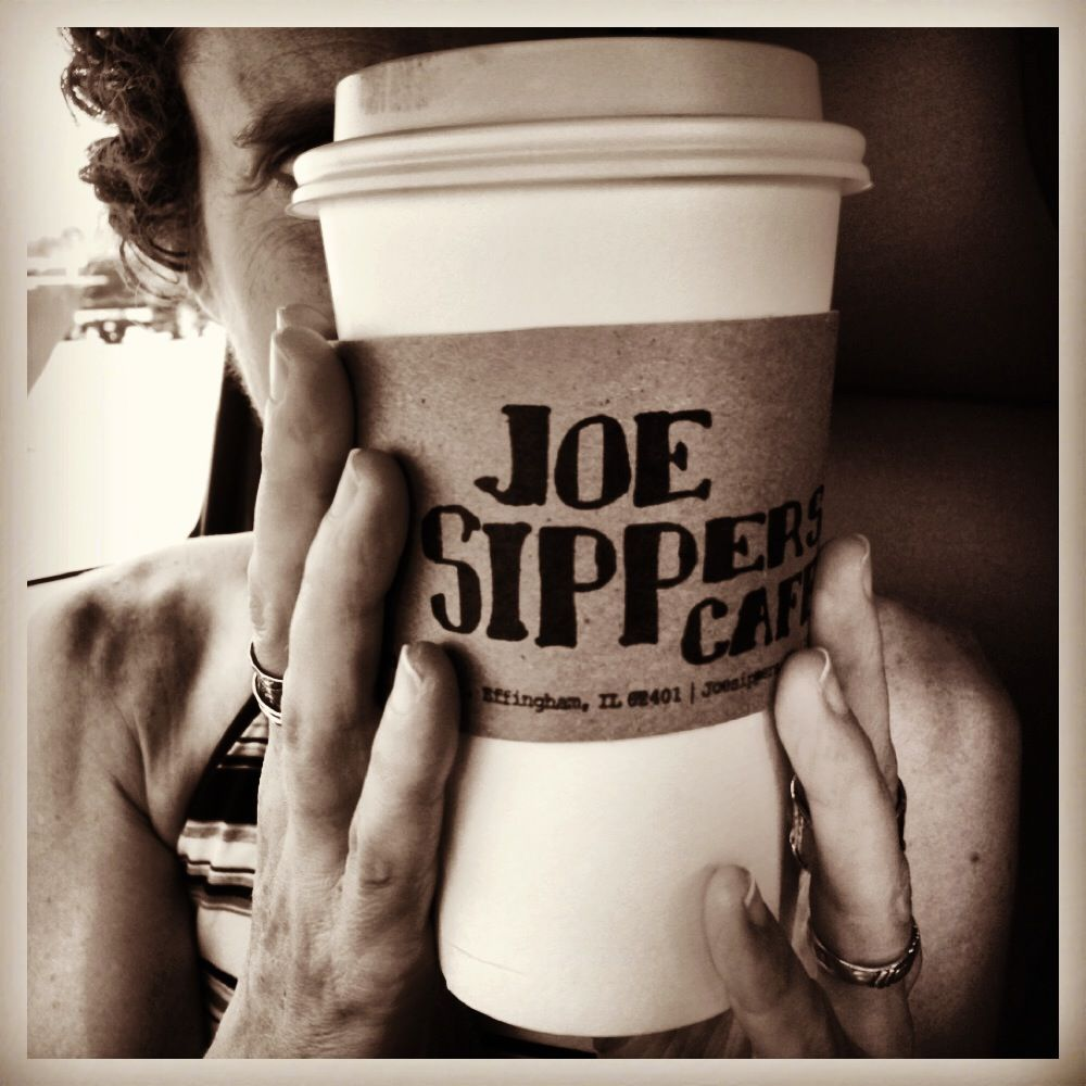 Joe Sipper coffee> cool logo Dunkin donuts coffee cup