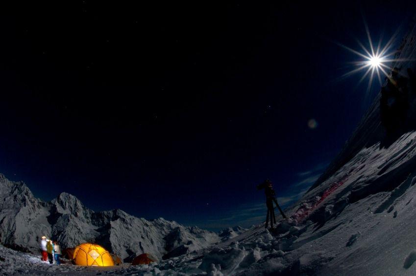 camping north face