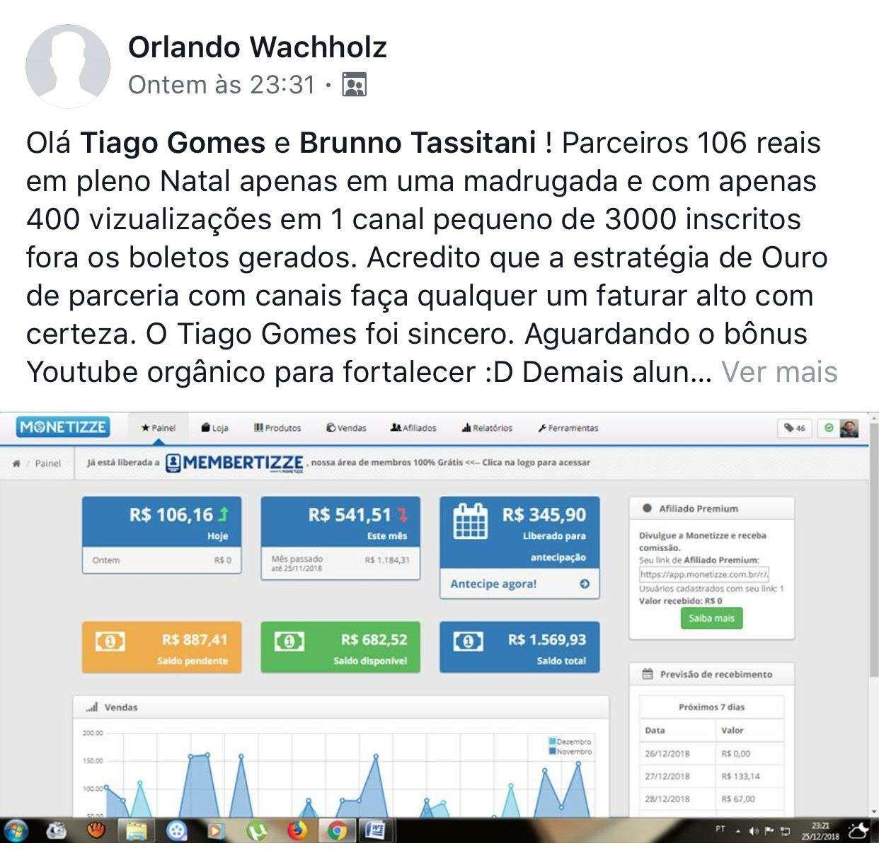Imagem Tiago Gomes Ganhar Dinheiro Online Persuasao