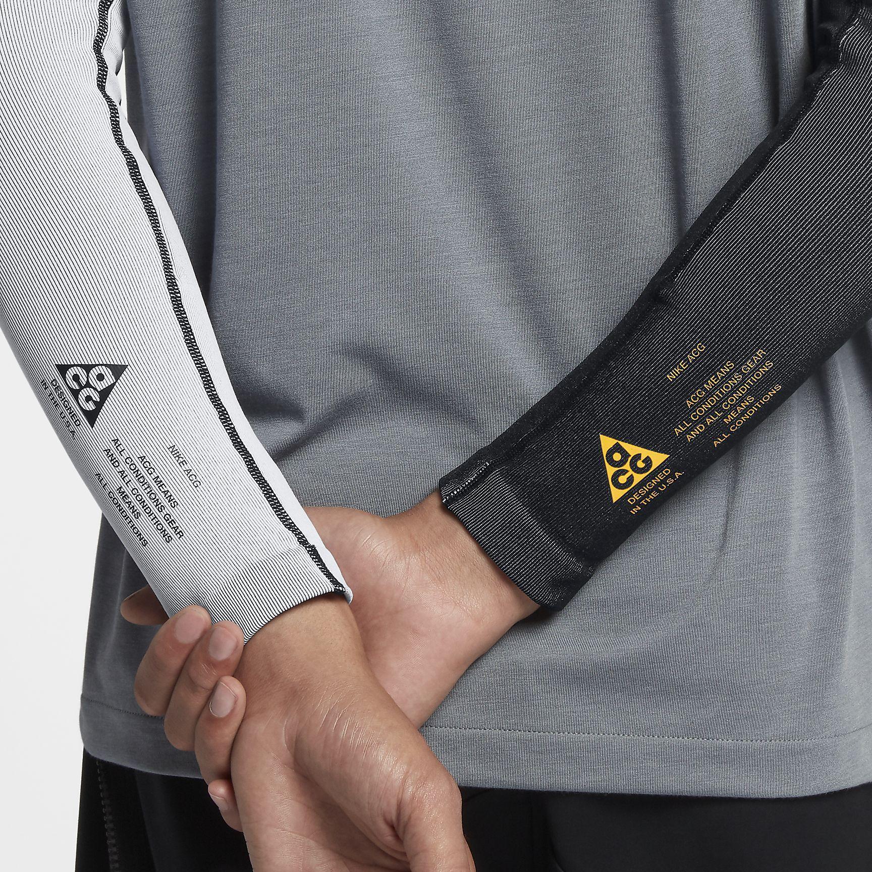 6e8a1b90 NikeLab ACG Men's Arm Sleeves | Apparel | Sneakers fashion, Fashion ...