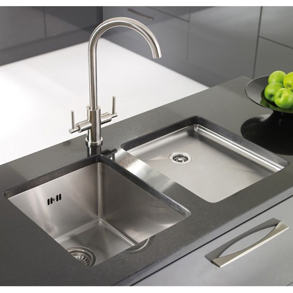 undermount stainless steel kitchen sinks Kitchen Design Ideas