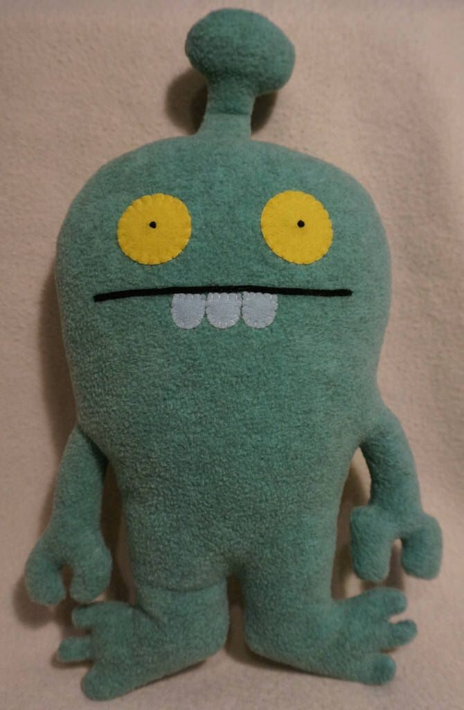 Uglydoll Rare Unknown - David Horvath