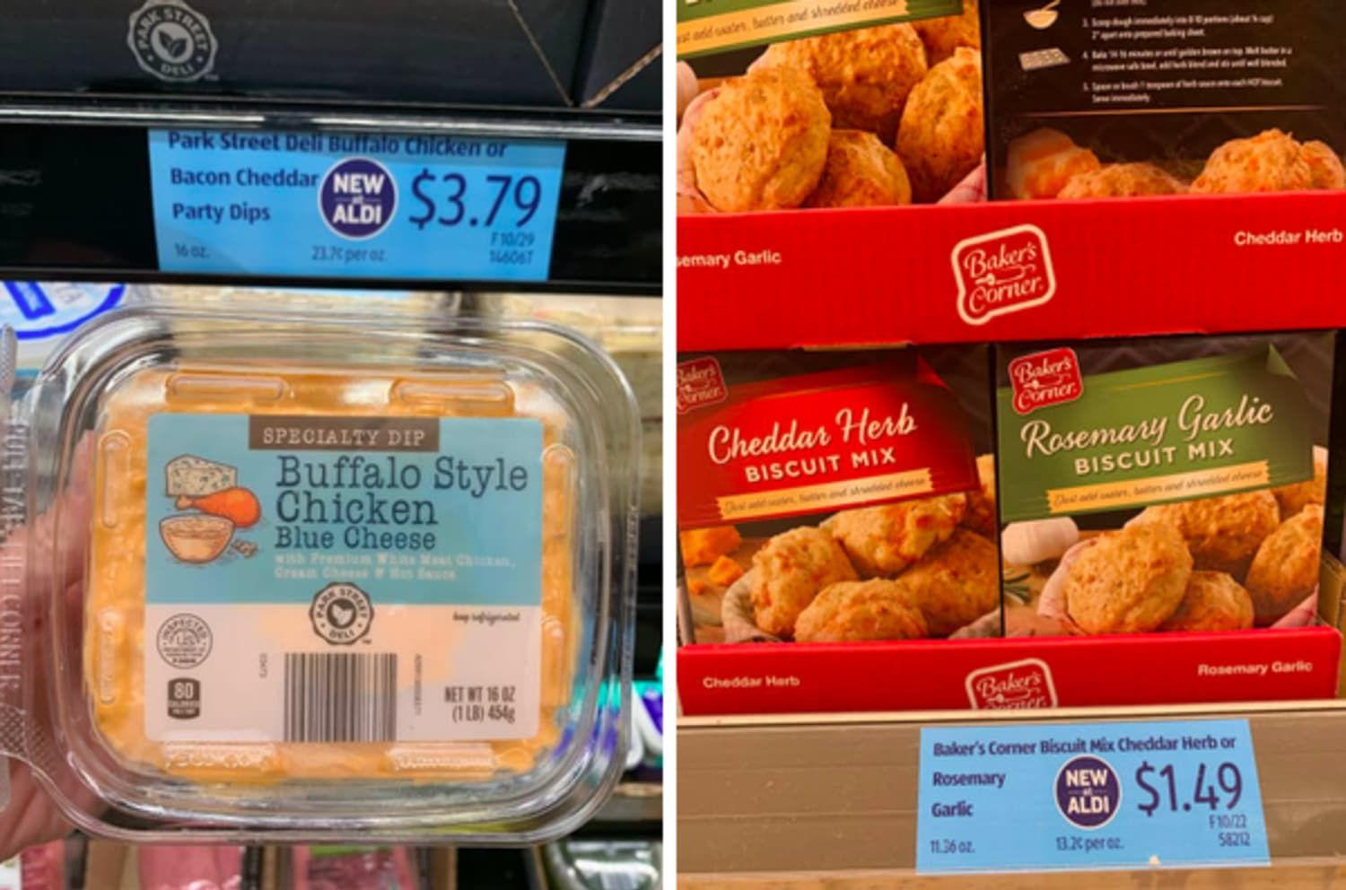 The 10 Must Have Aldi Buys For Fall Starbucks Pumpkin Bread Biscuit Mix Sweet Potato Chips