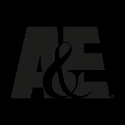 A E Television Vector Logo