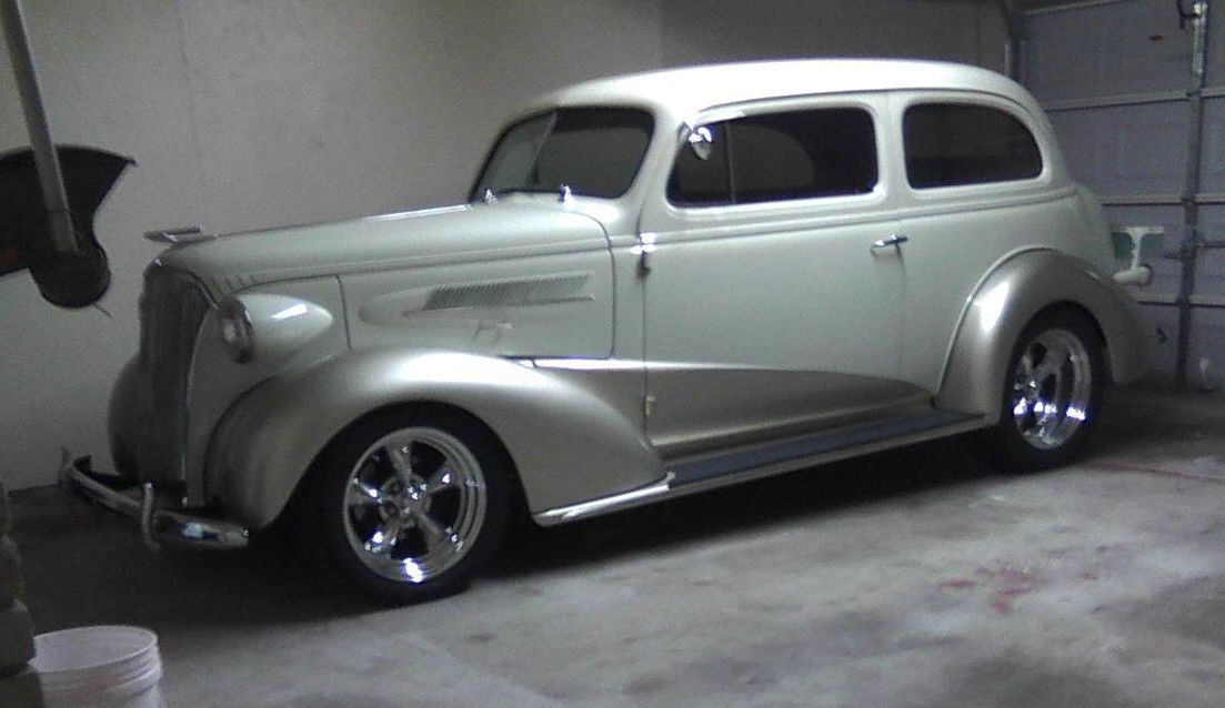 1937 Chevrolet Master Deluxe – Head turner! | Trophy cars for sale ...