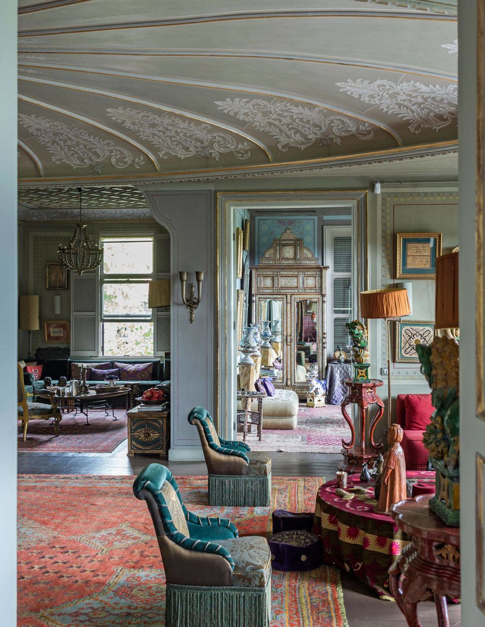 English country home interiors  HOUSE TOUR The Most Beautiful Home In Istanbul  What If I