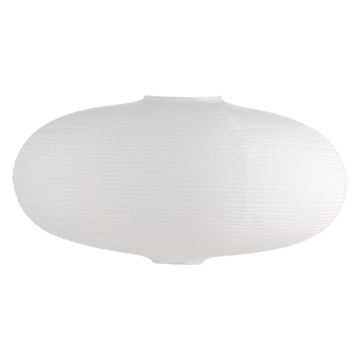 SHIRO White paper ceiling light shade   Buy now at Habitat UK