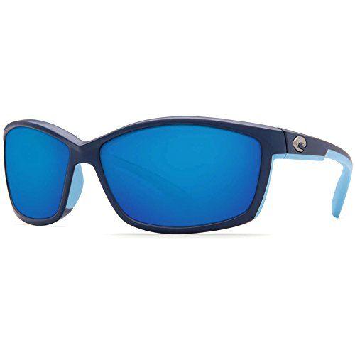 97abf79f53 Costa Del Mar Manta 580G Manta Matte Heron Blue Mirror Blue Mirror ...