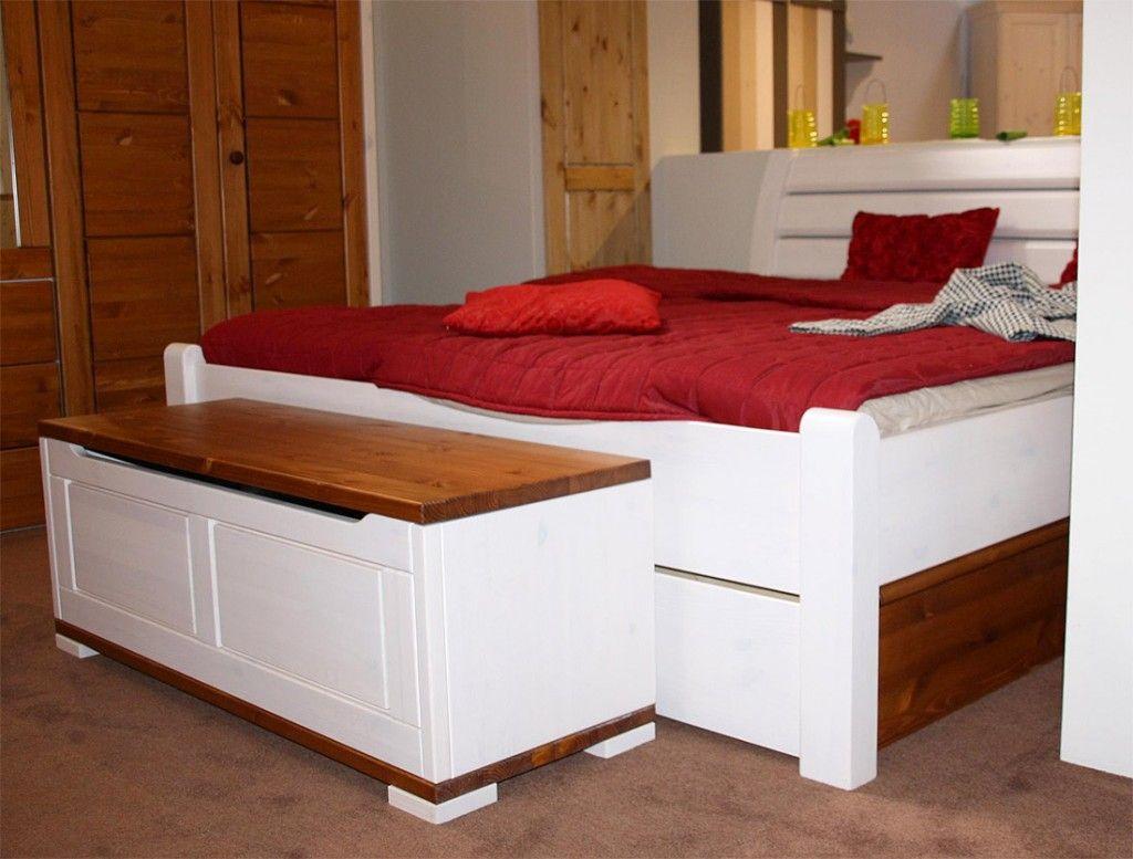 bettgestell 180 200 mit schubladen. Black Bedroom Furniture Sets. Home Design Ideas