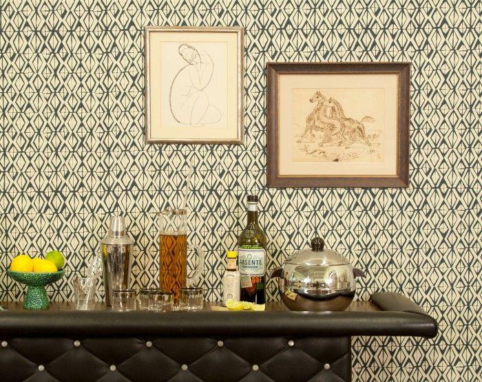 Galbraith and Paul, wallpaper, art, wall coverings, interior design ...