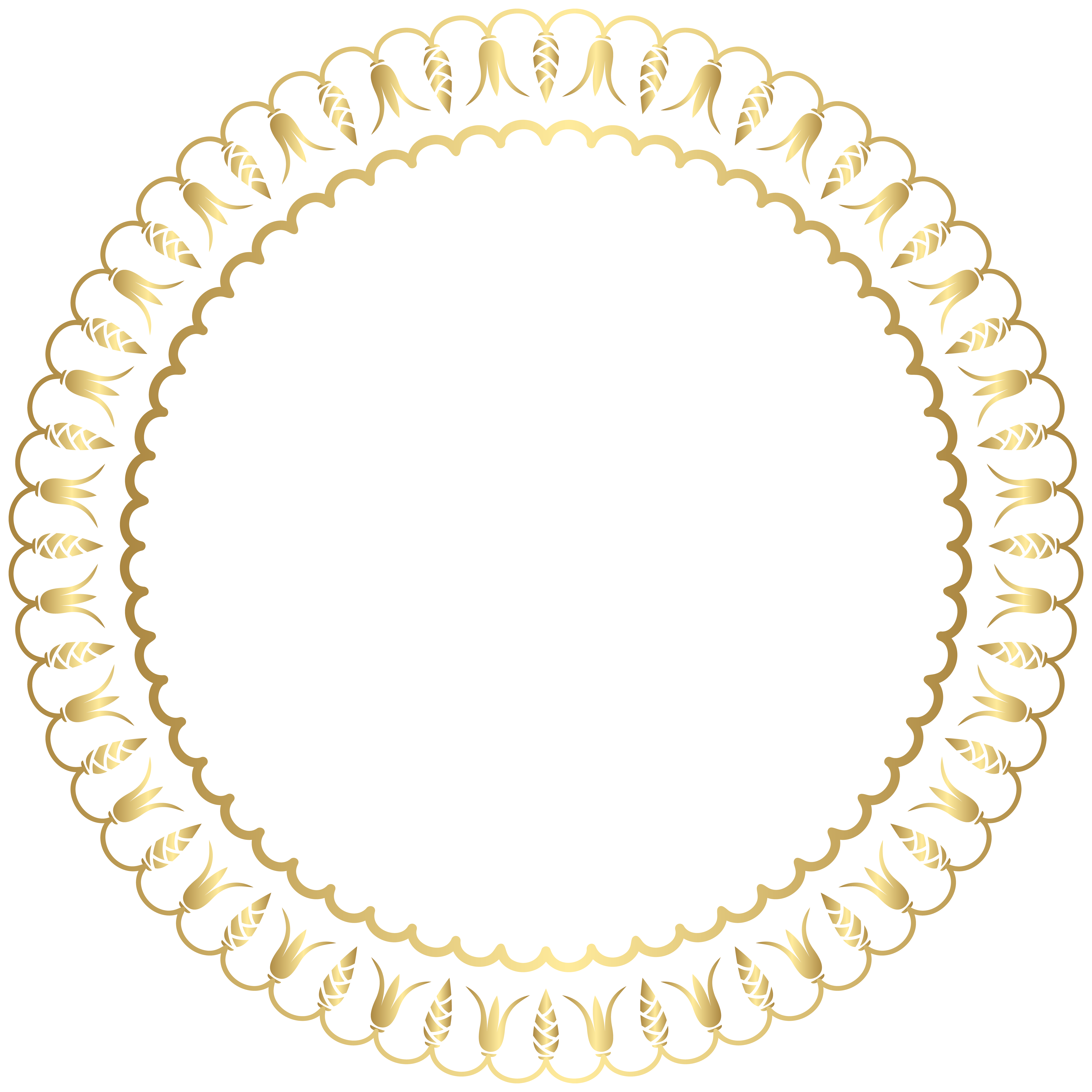 Decorative Round Border Frame Png Clip Art Gallery Yopriceville High Quality Images And Transparent Png Free Clip Ilustracao De Bolos Quadros Rosa Vetores